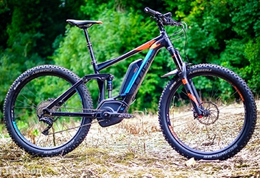 bicicleta mountainbike electrica