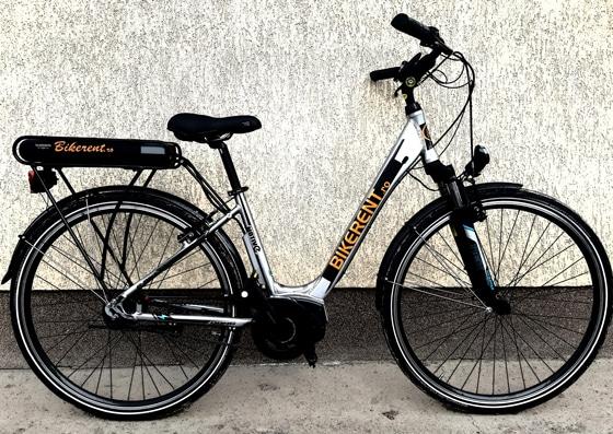 bicicleta electrica de oras