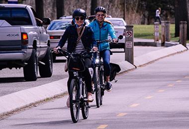 inchiriere biciclete electrice de oras